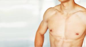 Узи грудных желез у мужчин